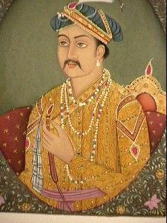 L'empereur moghol Akbar