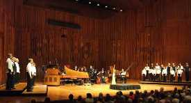 Londres - Barbican Centre - 24 octobre 2007