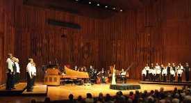 Londres - Barbican Centre - 24 octobre 2007