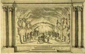 Acte I, scène IV - Le diable rassemble ses forces