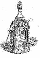 Mlle Journet en Oriane