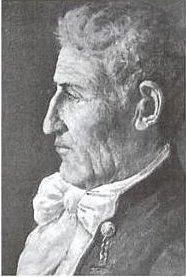 Portrait d'Antonio Lotti, aimablement fourni par M. Tassos Dimitriadis