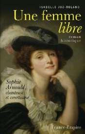 Une femme libre - Isabelle Joz-Roland