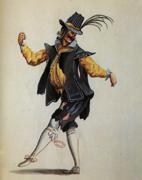 Costume de Gueux porté par Lully