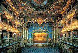 Bayreuth - Markgräfliches Opernhaus