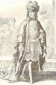 Enchanteur - Robert Bonnart d'après Berain