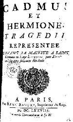 Frontispice de l'édition Baudry de 1678