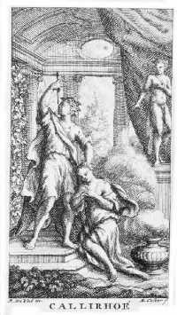 Acte V scène 3 - 1718