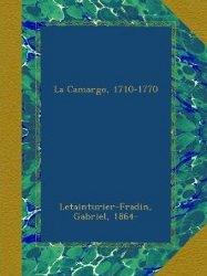 La Camargo - réédition Ulan Press