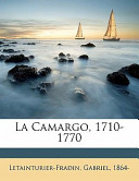 La Camargo - réédition Bibliobazaar