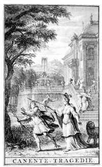 Acte V scène 3 - 1706