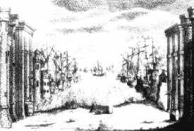 Giulio Cesare à Hambourg en 1725