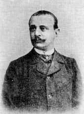 Charles Bordes, l'un des trois fondateurs de la Schola Cantorum