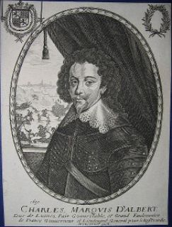 Le duc de Luynes