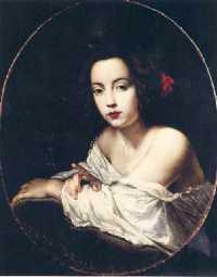 Anna Francesca Costa, dite la Checca, par Cesare Dandini
