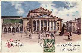 Munich - Cuvilliès Theater