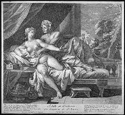 Deidamia et Achille