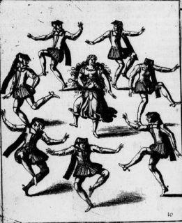Le Ballet de la Délivrance de Renaud - Ballard - planche 10