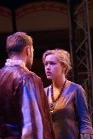 Guillaume Andrieux (Enée) et Marie Remandet (Belinda)