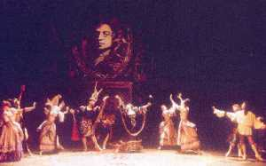Dido and Aeneas à Versailles