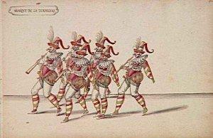 Musique de la Douairiere - Daniel Rabel