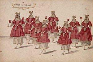 Entrée des Sultanes