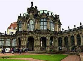 Dresde - Grosses Opernhaus am Zwinger
