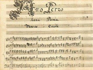 Ercole amante - partition - acte III