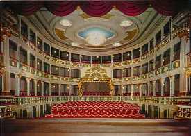 Erlangen - Markgrafentheater