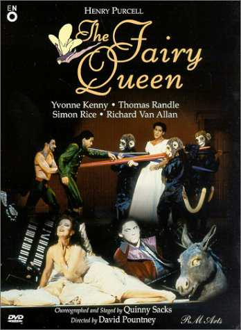 DVD_The Fairy Queen