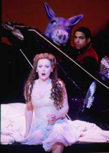 Joan Rodgers en Titania