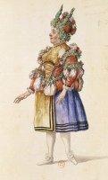 Costume pour une Nourrice