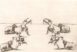 Finta pazza - ballet acte I
