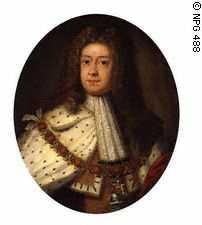 Georges Ier, premier roi d'Angleterre de la Maison de Hanovre