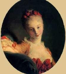 Mademoiselle Guimard par Fragonard