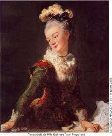 Marie-Madeleine Guimard par Fragonard