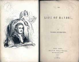Life of Handel - Victor Schoelcher