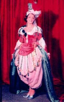 Denise Duval en Zaïre