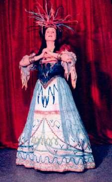 Suzanne Sarroca en Phani