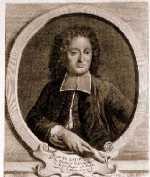 Jean-François de Lallouette - gravure de J. Tardieu d'après Ferdinand Elle