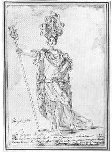 Neptune dans Naïs (reprise de 1764)