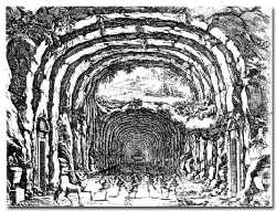 Acte 1 - Scène 1 : la grotte