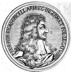 Orazio Rucellai (par Antonio Montauti)