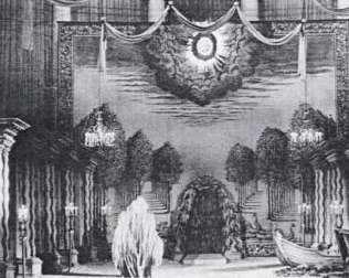 L'Orfeo à Vienne en 1954