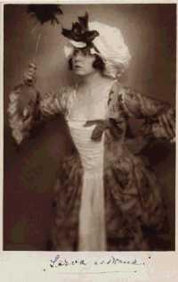 Elisabeth Schumann dans La Serva padrona