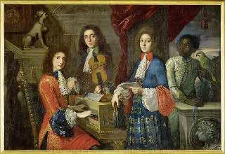 Giovanni Maria Pagliardi (au clavecin)