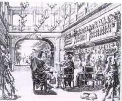 Théâtre du Palais Royal sous Richelieu