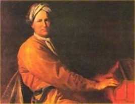 Bernardo Pasquini - peinture d'Andrea Pozzo (1642-1709)