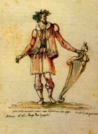 Bernardo Buontalenti - Peri en Arione
