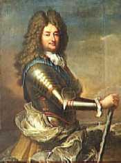 Philippe II d'Orléans, Régent